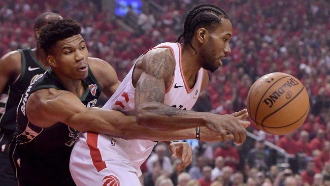 Final NBA 2019: Warriors vs Raptors