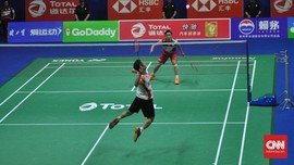 BWF Tour Finals: Anthony Ginting vs Kento Momota di Final