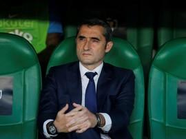 Barcelona Gagal Juara Copa del Rey, Valverde Bersiap Dipecat