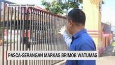 VIDEO: Pasca-Serangan Markas Brimob Watumas