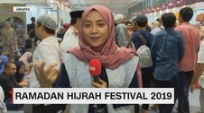 VIDEO: Kemeriahan Ramadhan Hijrah Festival 2019