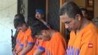 VIDEO: Lima Tersangka Pembakaran Polsek Tambelangan Ditangkap