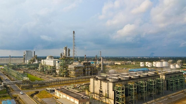 PT Indo-Rama Synthetics Tbk (INDR) menyebutkan penjualan perusahaan di tahun ini mengalami penurunan.