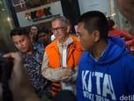 Kasus Suap PLTU, Dirut PLN Non Aktif Sofyan Basir Ditahan KPK