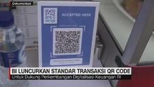 VIDEO: BI Luncurkan Standar Transaksi QR Code