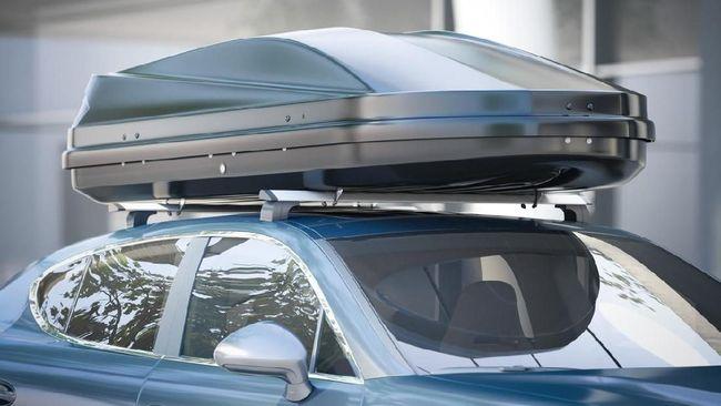 Aturan Main Gunakan Roof Box Mobil Saat Mudik