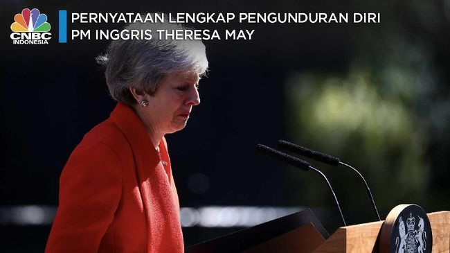 News Tears, UK Prime Minister Theresa May declares May 27