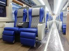 Proyek Kereta Cepat JKT-SBY Diteken, Ini Dampaknya ke Depan