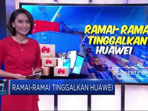 Perlahan, Huawei Mulai Ditinggalkan