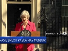 Nasib Brexit Pasca May Mundur