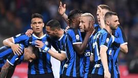 Hasil Liga Italia: Atalanta dan Inter Milan ke Liga Champions