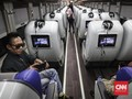 Kereta Sleeper Class untuk Mudik Laris 55 Persen Per Hari Ini