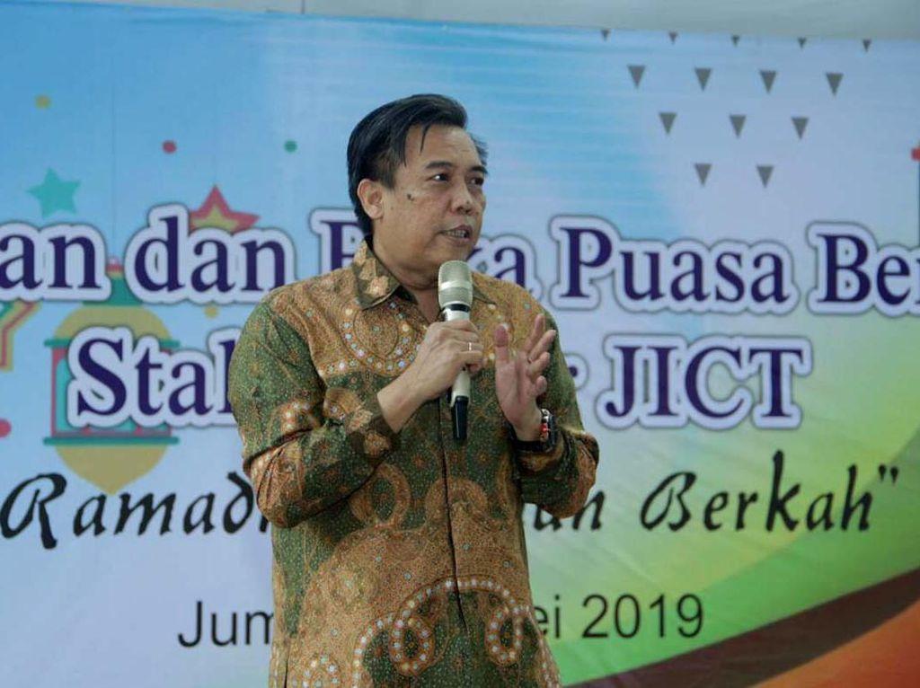 Acara ini merupakan program rutin tahunan ramadhan JICT yang telah dilaksanakan selama hampir dua dekade. Foto: dok. JICT