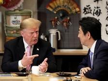 Kabar Baik! Perjanjian Dagang AS-Jepang Sebentar Lagi Rampung