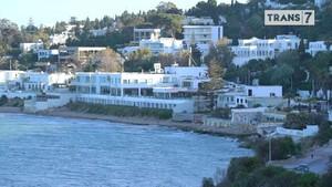 VIDEO: Cahaya 'Surga' di Utara Tunisia