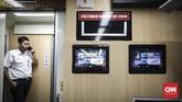 Tiket kereta luxury 2 untuk tujuan Jakarta Gambir-Solo Balapan dibanderol dengan harga Rp800 ribu dan Jakarta Gambir-Malang Rp1 juta. (CNN Indonesia/ Hesti Rika)