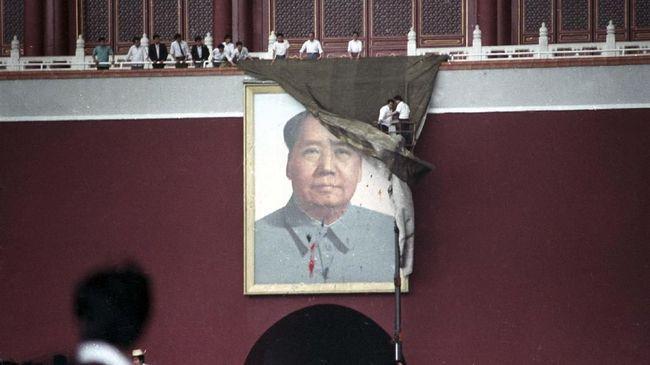 Media China Ibaratkan Kasus Tiananmen sebagai Vaksinasi