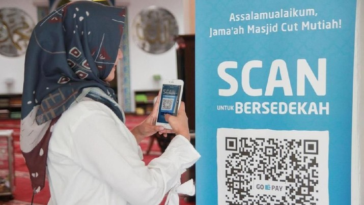Masjid Zaman Now Ini Terima Donasi Online