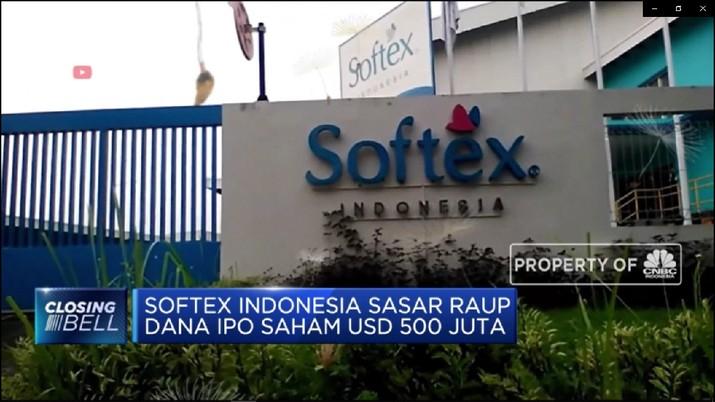 PT Softex Indonesia mengakui bahwa pihaknya tengah dalam pembahasan untuk melakukan penawaran umum saham perdana.