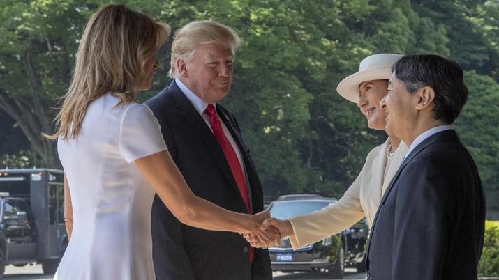 Jepang dan AS buat kesepakatan soal pertanian