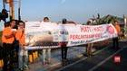 VIDEO: Sosialisasi Bahaya Terobos Perlintasan Kereta Api