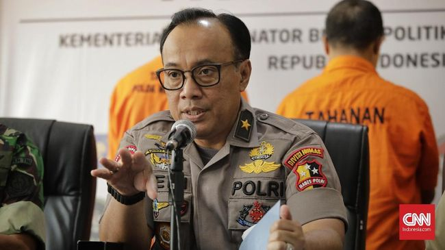 Polri Respons Dugaan Pelanggaran HAM Brimob di Rusuh 22 Mei