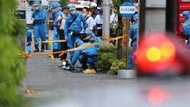 FOTO: Kalap Belati di Kawasaki