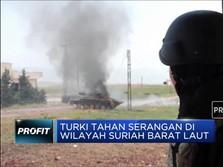 Turki Tahan Serangan di Wilayah Suriah Barat Laut