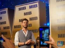 Chris Hemsworth Akui RI Pasar Besar Industri Film Global