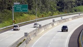 Pemerintah Akan Tambah 2.000 Km Jalan Tol di Sumatera