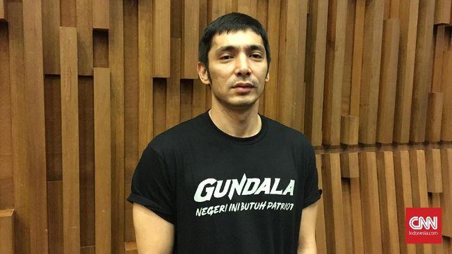 Kostum 'Gundala' Satu 'Pabrik' dengan Daredevil di LA
