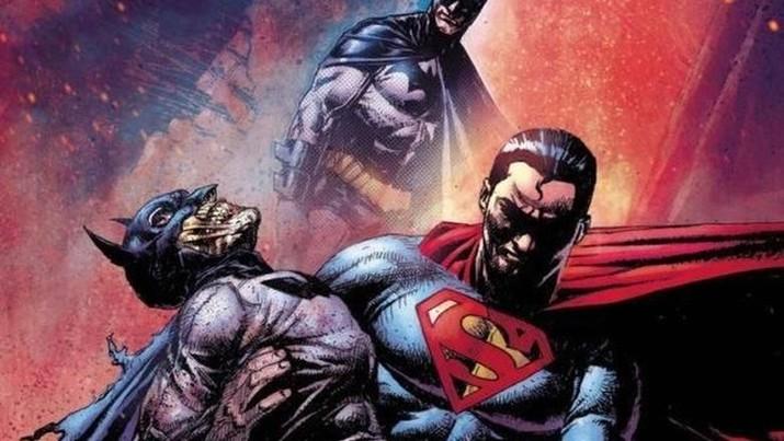 Superman (Istimewa via Detik.com)