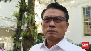 Moeldoko Sebut Pidato Jokowi Luar Biasa dan Tak Abaikan HAM