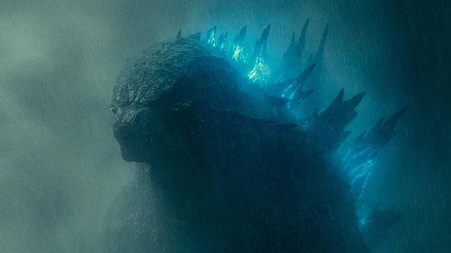 'Godzilla' Diprediksi Kuasai Box Office di Pekan Pertama