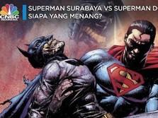 Ketika Superman Surabaya Kalahkan Superman DC Comics