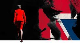 INFOGRAFIS: Jatuh Bangun Theresa May