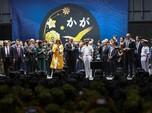 Memorial Day, Trump Kunjungi Pasukan Militer AS di Jepang