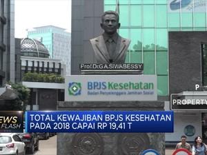 Defisit BPJS Kesehatan Capai Rp 9,1 T
