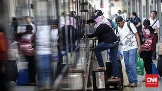 Jumlah Pemudik Kereta Api Diprediksi Meningkat Dibanding 2018