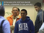 Ditahan KPK, Sofyan Basir Bakal Lebaran di Dalam Bui