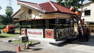 Polisi Periksa 17 Saksi Penembakan Mako Brimob Purwokerto
