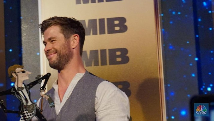 Berharta Rp 1 T, Chris Hemsworth Aktor Terkaya Marvel di 2019
