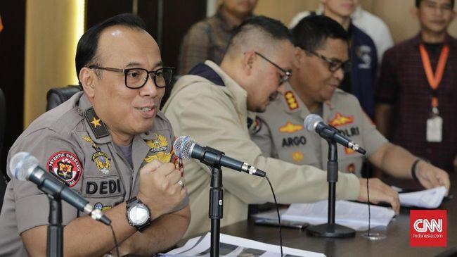 Polisi Ungkap Jenis Proyektil di Tubuh Korban Rusuh 22 Mei