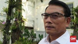 Moeldoko: Ada Kelompok Tak Ingin Jokowi-Prabowo Rekonsiliasi