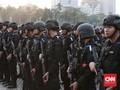 Pelantikan Jokowi-Ma'ruf, 30 Ribu TNI/Polri Disiagakan