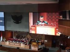 Top! Rapor Keuangan Jokowi 2018: Wajar Tanpa Pengecualian