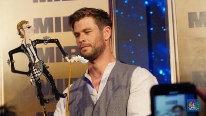 Cinta Indonesia, Chris Hemsworth: Saya Nikah di Sumba!