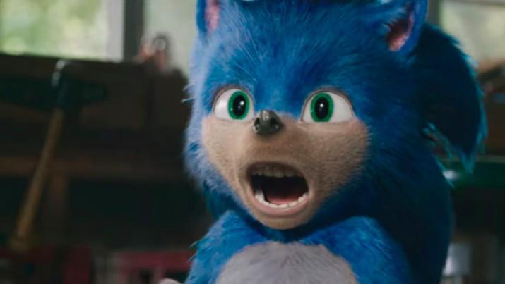 Terima Banyak Kritik Pedas, Penayangan Film Sonic Ditunda