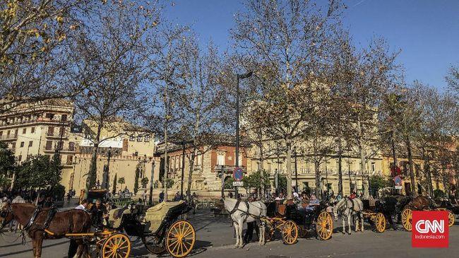 Alasan Pertokoan di Spanyol Tutup pada Hari Minggu