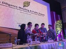 Indonesian Tobacco IPO, Harga Penawaran Rp 180-230/saham